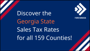 What is Georgia's Sales Tax