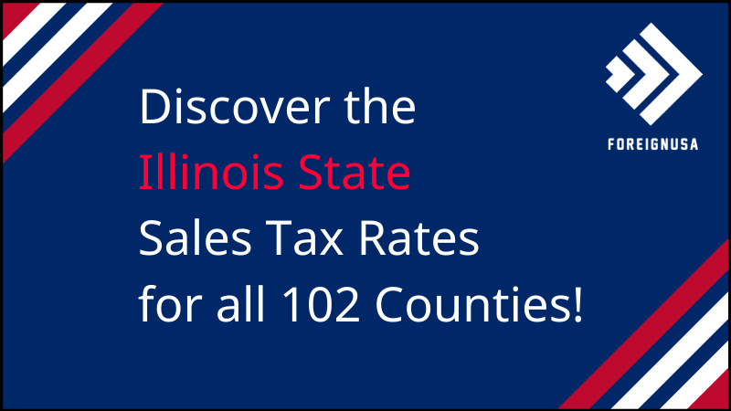 What is Illinois' Sales Tax