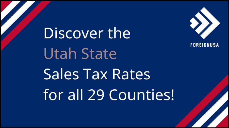 Read more about the article What is Utah's Sales Tax