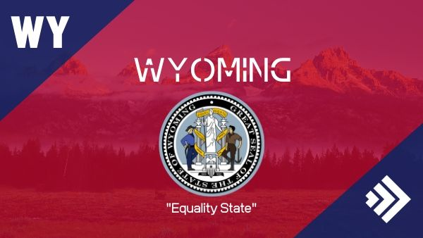 Abbreviation for Wyoming